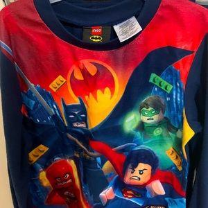 Lego DC Super Heroes Boys comfortable PJ's